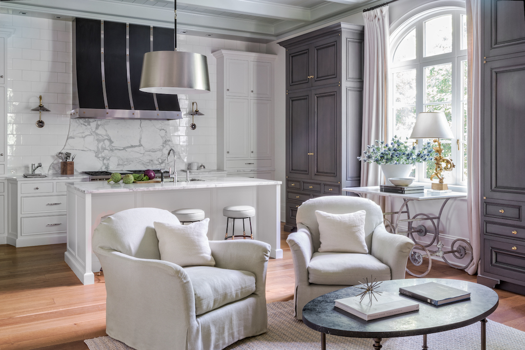 """A home in St. James designed by Suzanne Kasler that is published in her book """"Sophisticated Simplicity."""""""