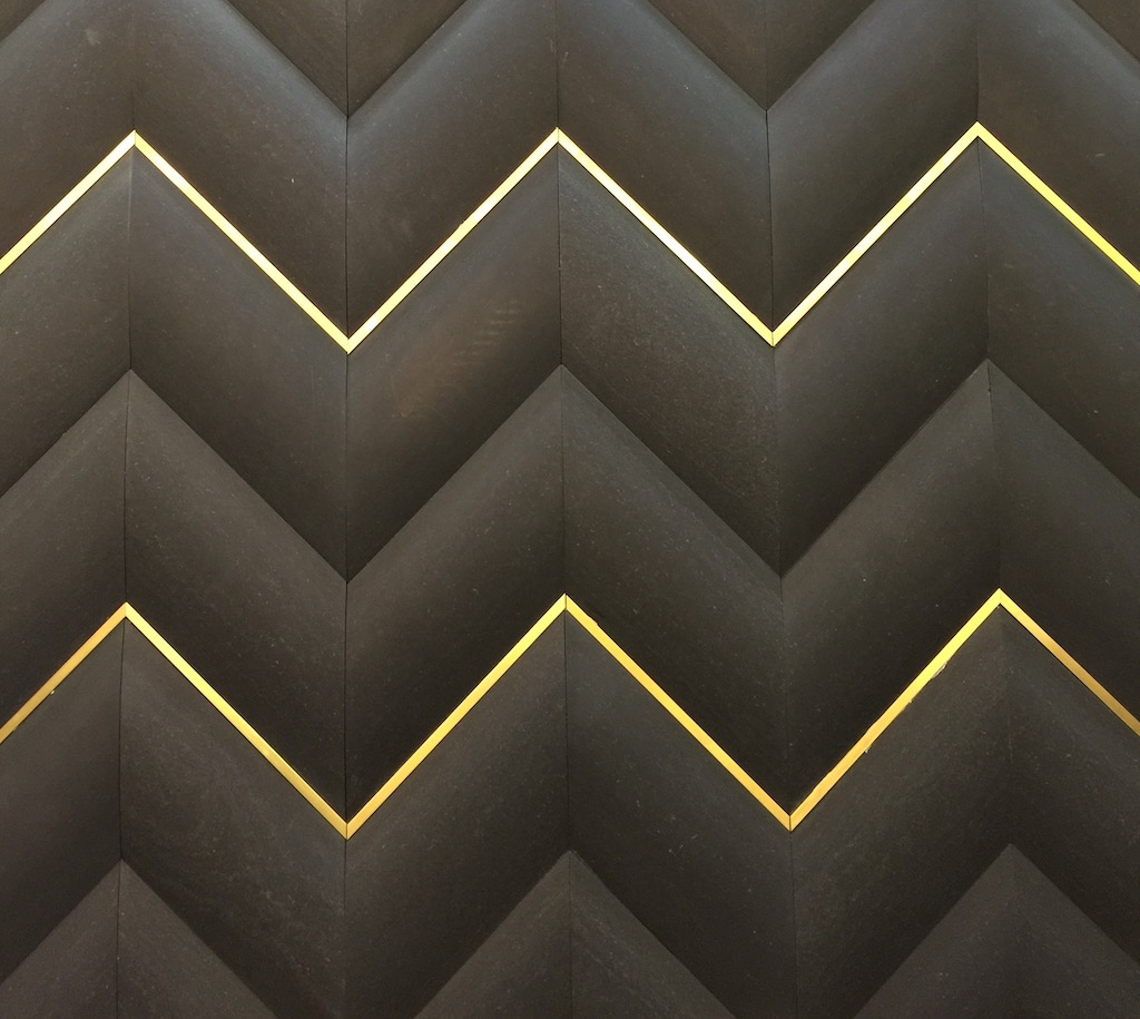 Apex Stone by Alys Edwards debuted during Coverings Trade Show.