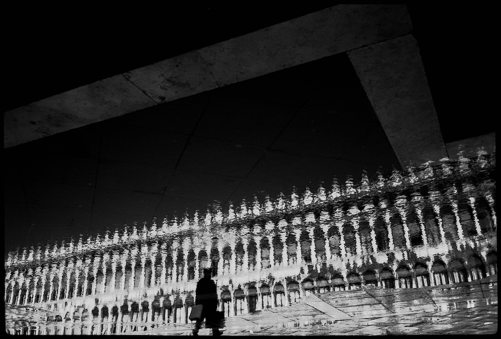 The power of Venetian architecture as photographed by Garry Wapshott.