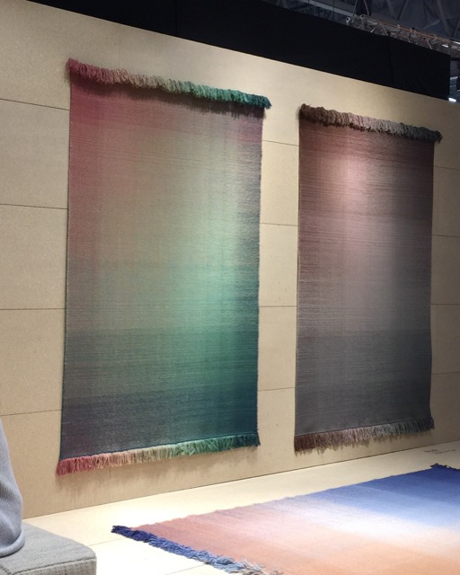 Nanimarquina rugs introduced during Maison et Objet in January.