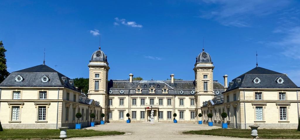 Château de la Chevallerie, located in Alençon, France, is a work-in progress by Timothy Corrigan.