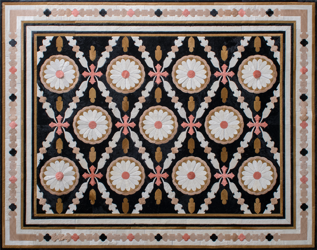 The Aubusson Pattern in the Chateau Collection.