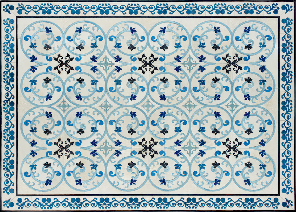 The Polonaise pattern in the Chateau Collection.