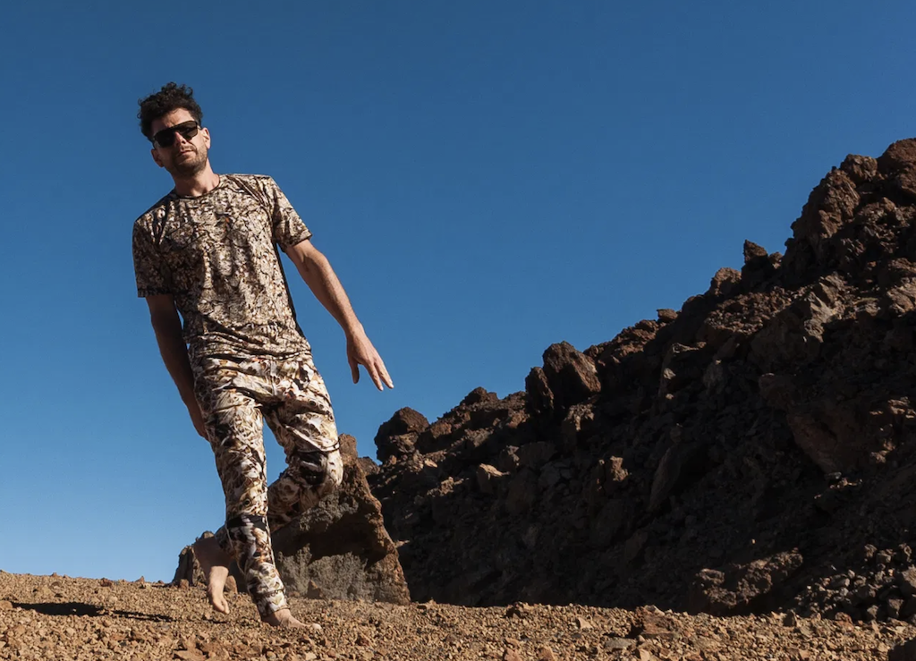 Skulls 2 inspired this pattern of apparel in Herdthinner's new releases.