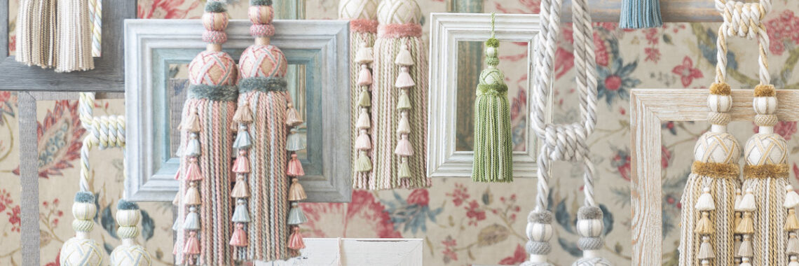 Samuel & Sons Veronique Collection of Tassels