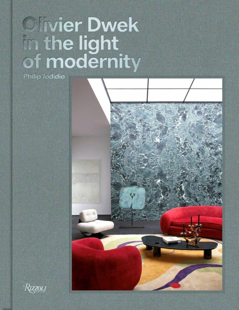 The cover of Olivier Dwek: In the Light of Modernity.